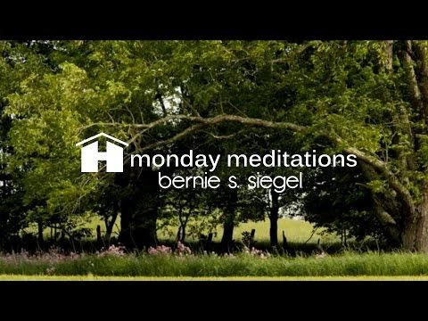 Free Guided Meditation: Overcome Life Stress and Strains with Dr. Bernie Siegel - YouTube