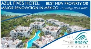 Azul Fives Hotel: Best new property