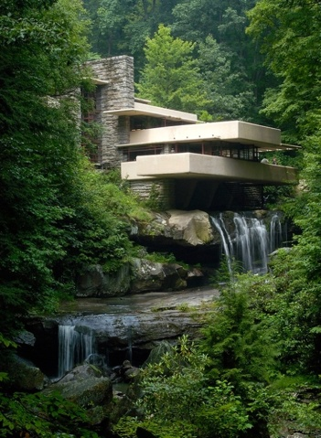 No ain't chasing waterfalls but sure I'd like to own one.