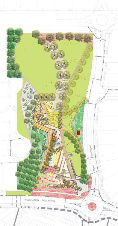 Rooke reserve CGP landscape architecture 11 «  Landscape Architecture Works   Landezine