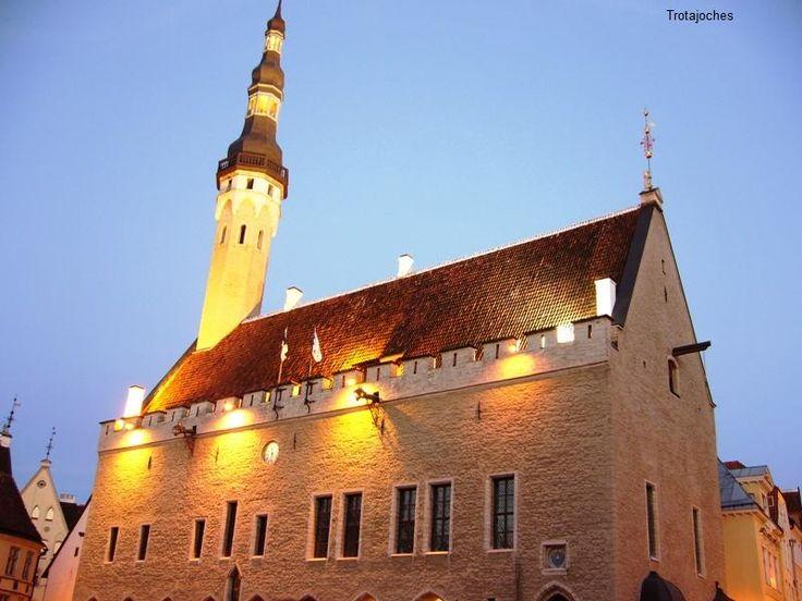 Descubre que ver en Tallin la joya del Báltico. Además planes para niños. #Tallinn #Estonia #viajes