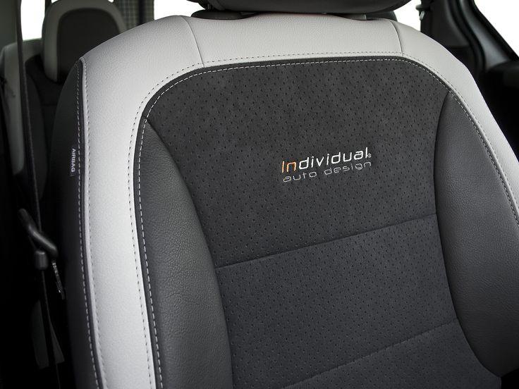 INDIVIDUAL AUTO DESIGN - ALCANTARA®