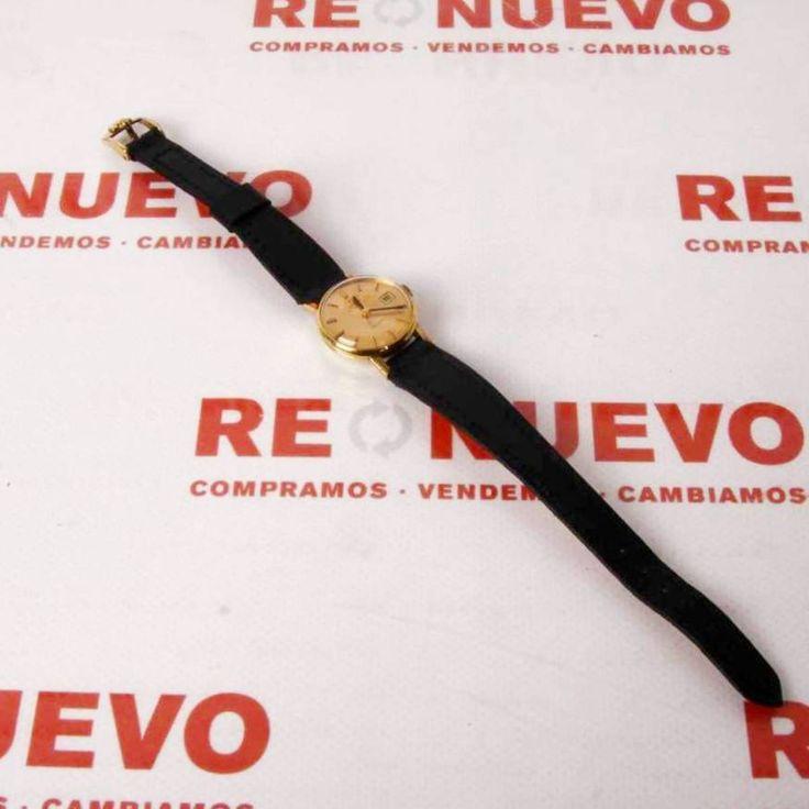 Reloj OMEGA automático de oro#reloj# de segunda mano#omega
