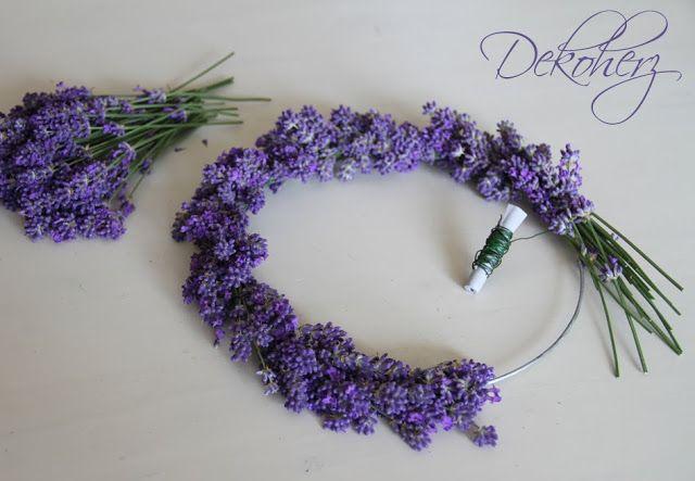 Lavendel anpflanzen!!!