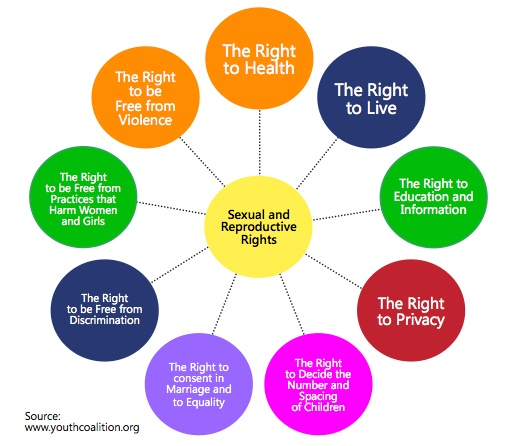 What are sexual and reproductive rights? #EndVAW #CSW57