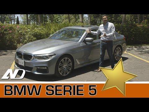 BMW Serie 5 ⭐️ - El mejor sedán a gasolina actualmente - YouTube