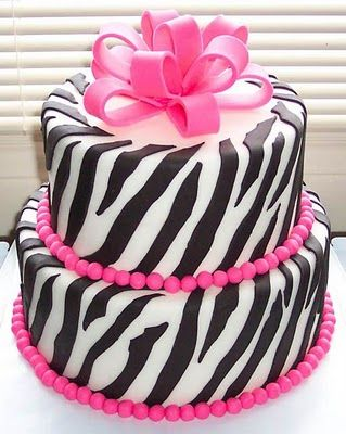 Awesome Zebra Cakes                                                                                                                                                                                 More