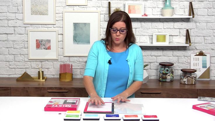 How to Use the MISTI Stamping Tool