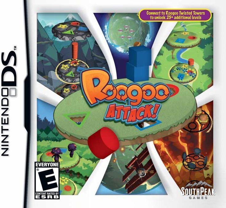Roogoo Attack - Nintendo DS