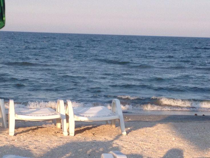 Mamaia Beach, Roumanie