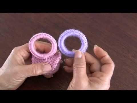 Chupón o chupete en crochet:  souvenir para baby shower o bautizo