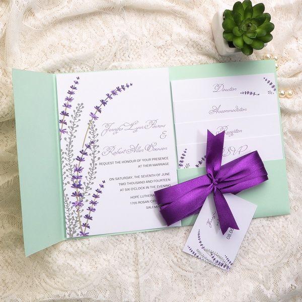Bien-aimé 118 best faire part mariage poche style images on Pinterest  ZH68