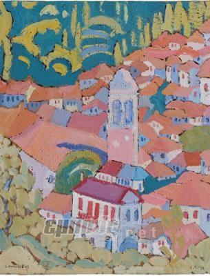 Παπαλουκάς Σπύρος-¨'Αγιάσσος'1925