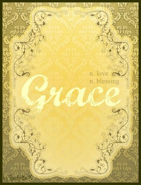 Baby Girl Name: Grace. Meaning: Love and Blessing. Origin: Latin. http://www.pinterest.com/vintagedaydream/baby-names/