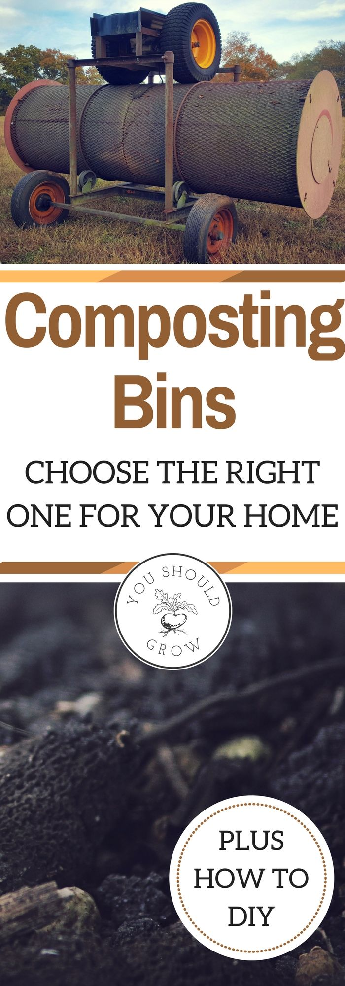 choosing a compost bin for your home garden what type of bin is right for