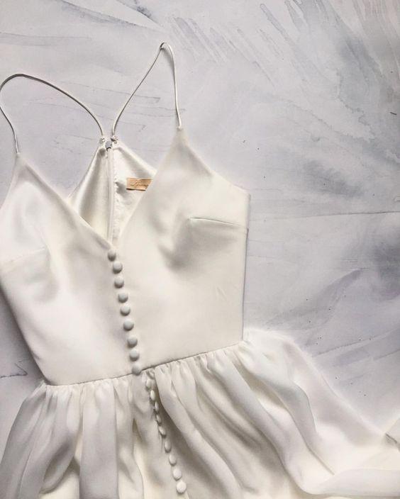 Elegantes langes Abschlussballkleid, reizend Abschlussballkleider, reizvolles weißes Abendkleid