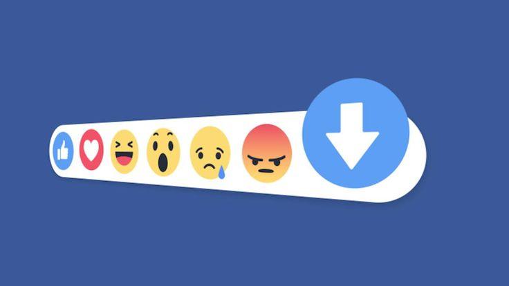 El botón no me gusta de Facebook en pruebas a medias   Facebook tecnologíar