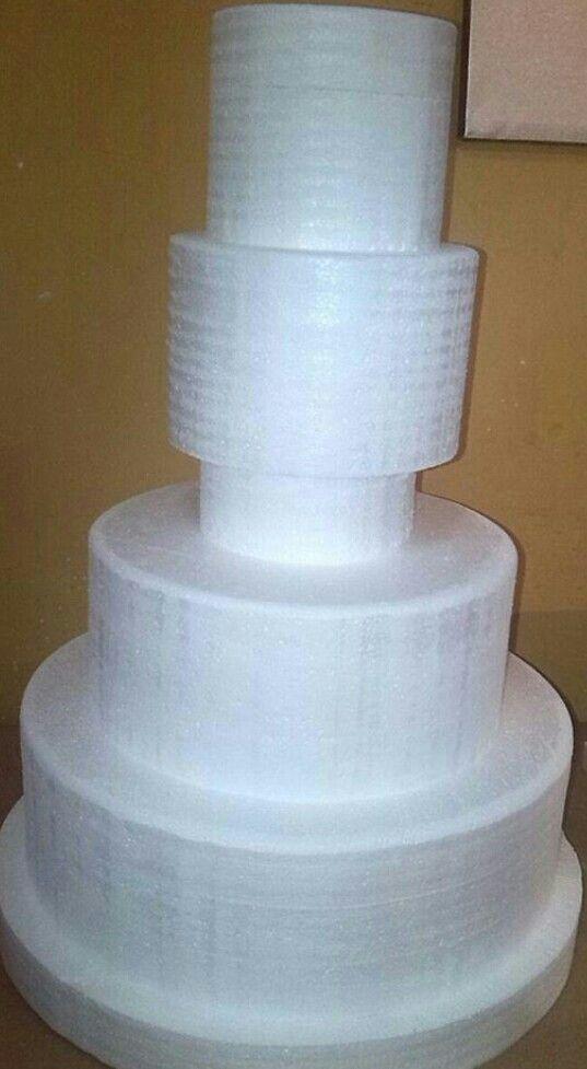 Estructura para torta