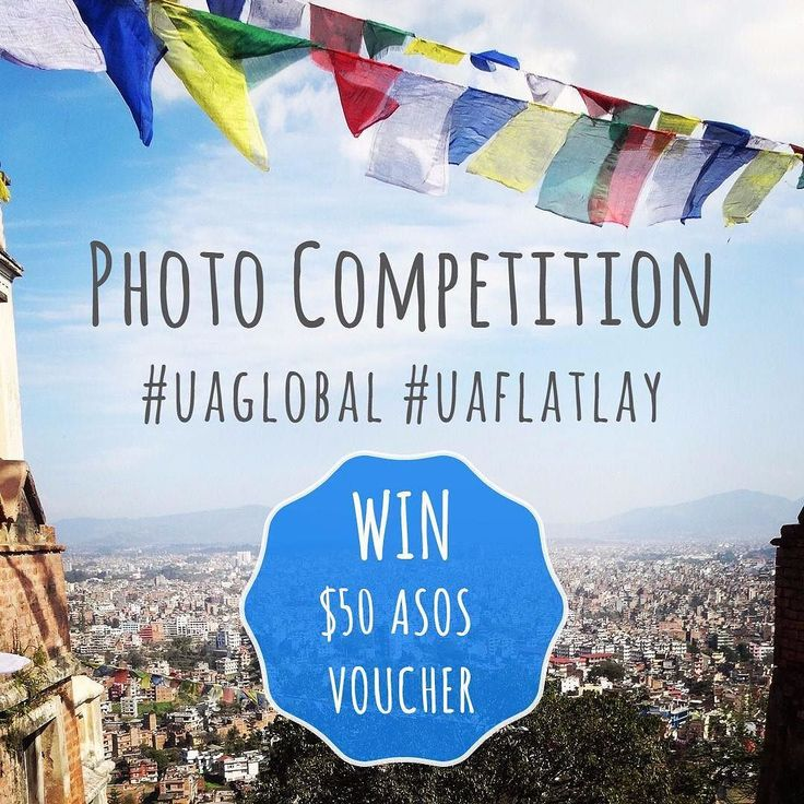 NEXT WEEK: PHOTO COMPETITION  // FLATLAY// Next week from Monday to Friday we will be holding a photo competition - the winner will receive a $50 ASOS voucher Simply take a snap  of your best travel flatlay and use the hashtags #uaglobal and #uaflatlay to enter!  Ts&Cs: Entrants must be University of Adelaide students who have either participated in/are going on an overseas study experience. By tagging your photo with #uaglobal and #uaflatlay you grant permission for the University of…
