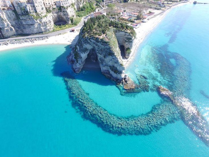 Praia de Tropea – Calábria – Itália 2016 – 4K   – Italia
