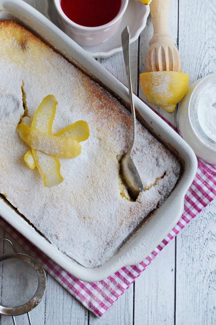 Habkönnyű citromos-túrós kalácsfelfújt  -  Pirult kalács, üde citromos túró...
