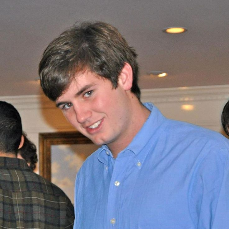Christopher Kennedy Jr. (son of Chris & Sheila Kennedy)
