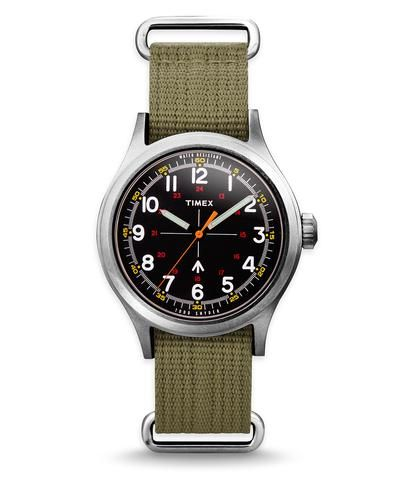 Todd Snyder x Timex Military Watch