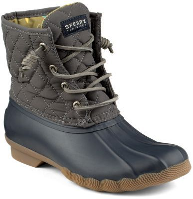Women's Saltwater Quilted Duck Boot - Boots | Sperry