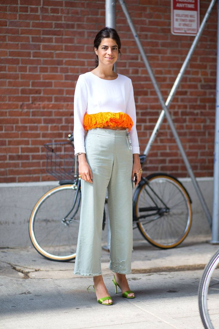82 best New York Fashion Week images on Pinterest | Fall street ...