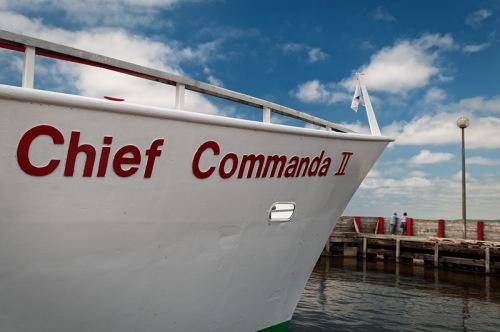 Chief Commanda II - North Bay - Ontario