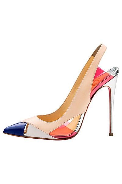 Lawddd!!!    Christian Louboutin ~ Women's Shoes - 2014 Spring-Summer.  #ChristianLouboutin #VonGiesbrechtJewels