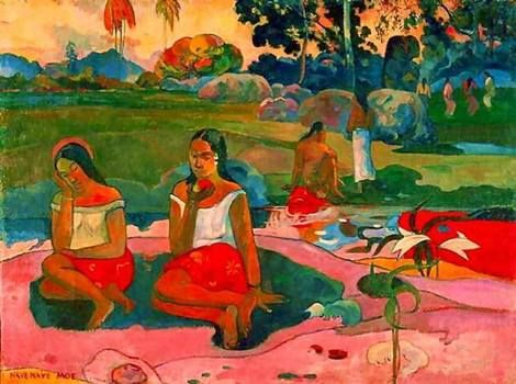 Paul Gauguin, Fuente Milagrosa, 1894 on ArtStack #paul-gauguin #art