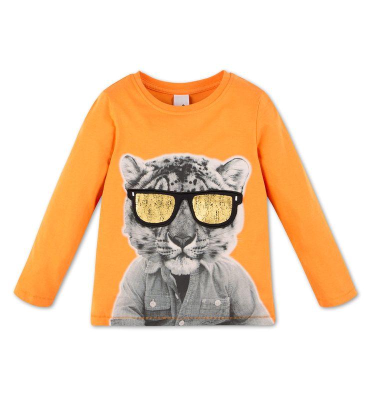 Sklep internetowy C&A | Koszulka, kolor:  pomarańczowy | Dobra jakość w niskiej cenie