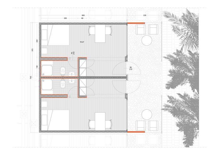 Gallery of Medical Housing Compound / Studio Tam associati - 29
