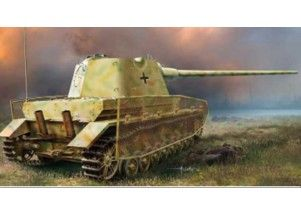 Pz.Kpfw.IV mit Panther F Turret SMART KIT DRAGON ART.6824D scala 1:35