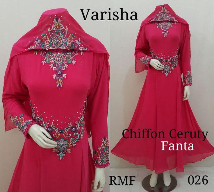 Fancy Abaya - Kaftan dress - Muslim Dress - Muslim Wedding Dress - Abaya Maxi Dress - Moroccan Kaftan - Dubai Kaftan - Varisha Dress by Mustikacollection on Etsy