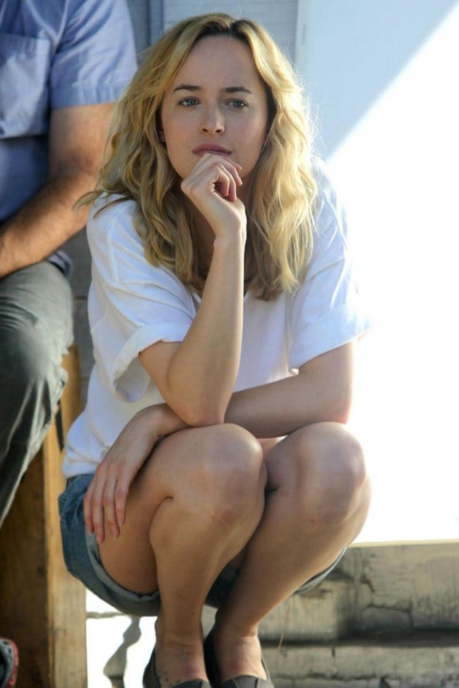 Dakota Johnson in Deep Thought is listed (or ranked) 8 on the list The 26 Hottest Dakota Johnson Photos