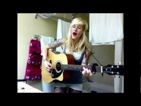 USE SOMEBODY - Sarah Blackwood (Kings Of Leon)