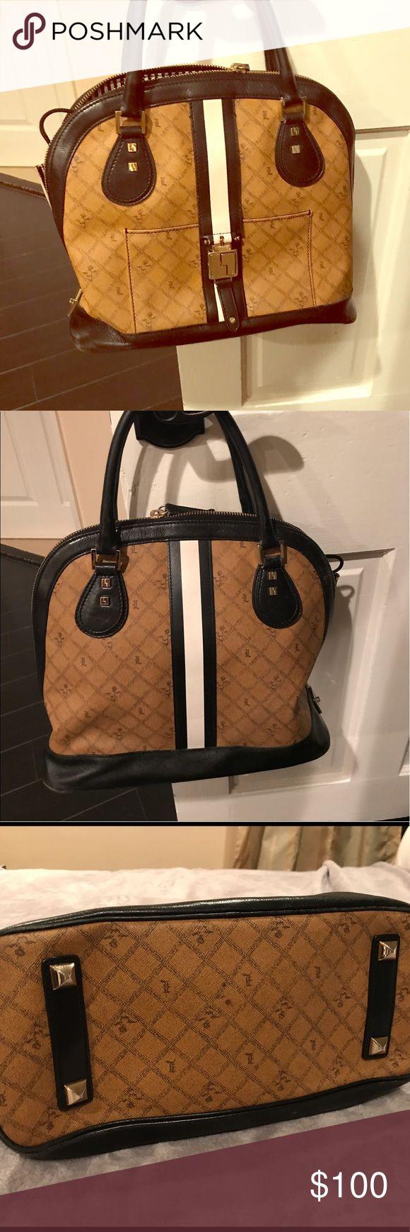 LAMB bag LAMB top handle bag. Used. Included Dust bag lamb Bags Totes