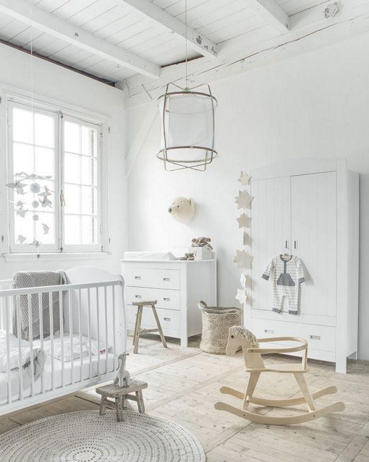 Idée deco chambre enfant blanc