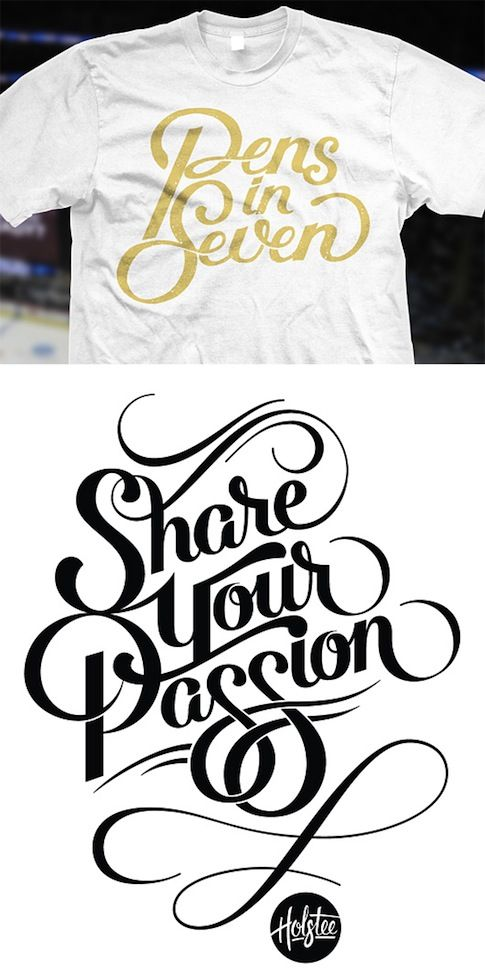 Custom Typography & Lettering By Ryan Hamrick   Elite Daily