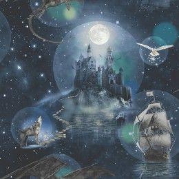 Arthouse Magical Kingdom wallpaper 696100
