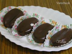 Marcipánové kávové zrná (fotorecept)