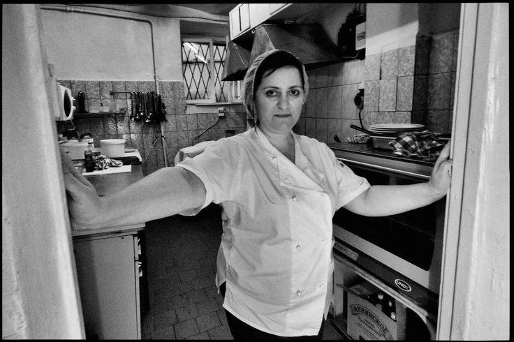 She cook the very best georgian food in St Petersburg  #bnw #blackandwhite #blackandwhitephotography #streetphoto #streetphotography #food #restaurant