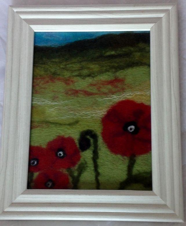 Poppies £30.00