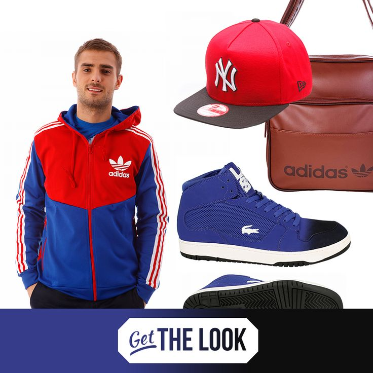 #GaleriaMarek #adidas #NewEra #lacoste
