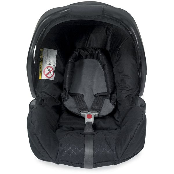 Mothercare Curv Stroller Travel System Deco Black ($28) ❤ liked on Polyvore featuring baby and baby stuff