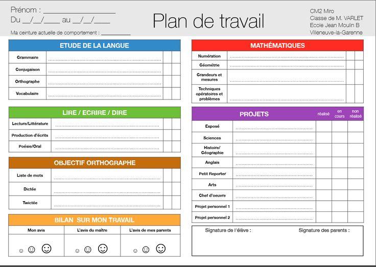 Suite à des demandes formulées par le biais de notre compte Twitter (@c2cEdu), nous vous proposons des exemples de plans de travail utilisés avec les ceintures de compétences, pour les 3 cycles. &…