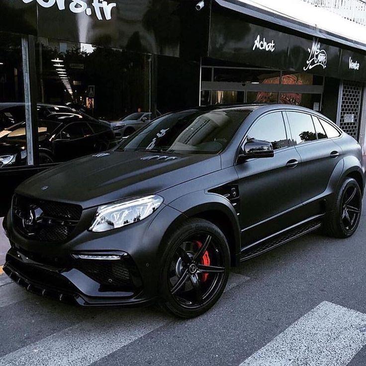 Mercedes 63S GLE AMG