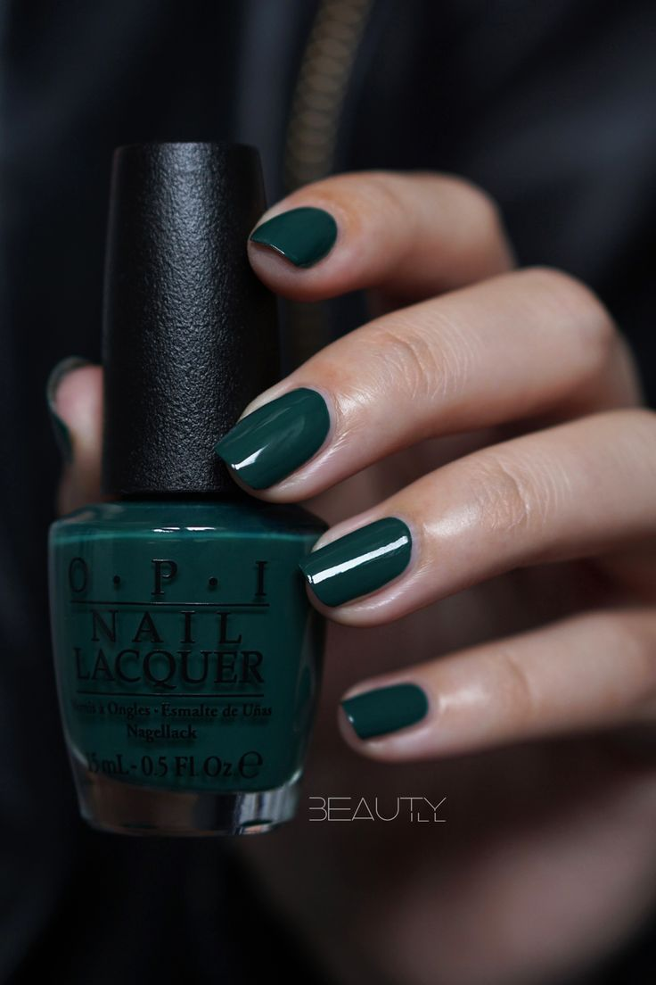 OPI 'Stay Off the Lawn' | Washington DC Collection, 2016